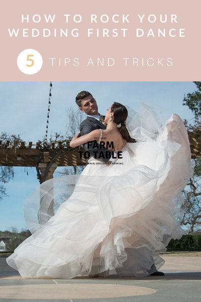 How To Rock Your First Dance (2)