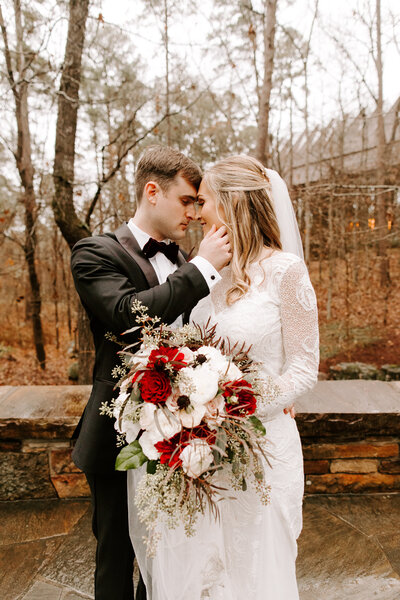 Haley and Ryan get married at The Grandeur House / Tyler Rosenthal Photography