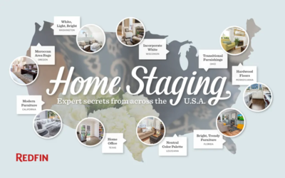HAVEN featured in RedFin for home staging tips in Chicago