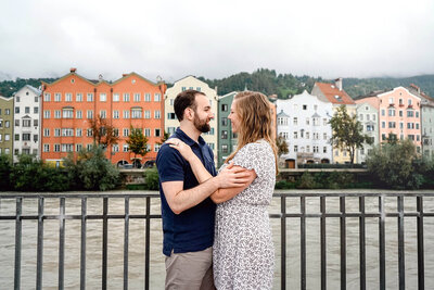 Couples photoshoot in Innsbruck