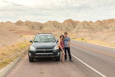 Badlands National Park KA RAv4