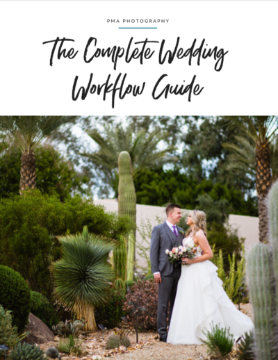 The Complet Wedding Workflow Cover