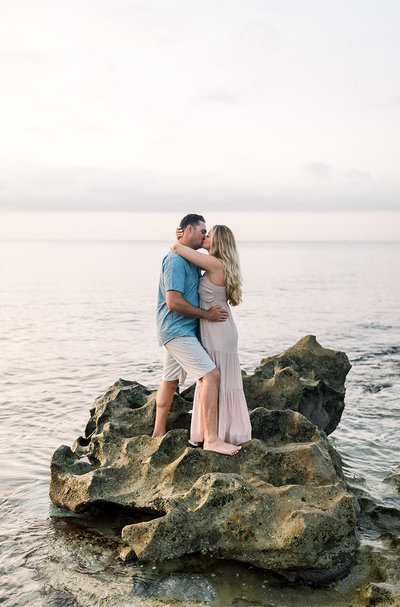 Jupiter Beach Engagement Jupiter Florida Wedding Photographer
