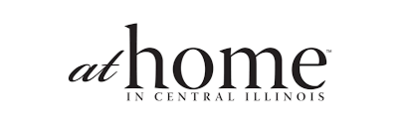 atHome Central Illinois Logo
