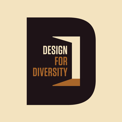 Design for Diversity with CREAM background for Screen