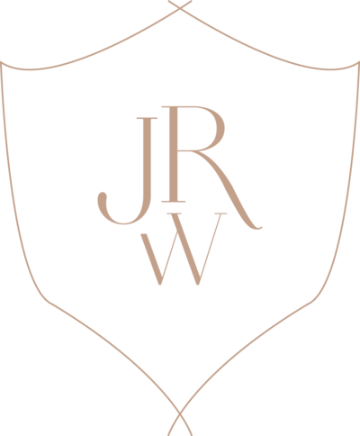 JRW BROWN SHIELD LOGO