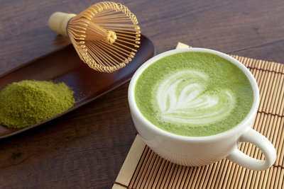 Matcha Tea Compressed