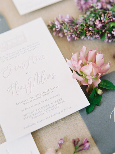 pirouettepaper.com | Wedding Stationery, Signage and Invitations | Pirouette Paper Company | Wedding Invitations | Jordan Galindo Photography _ (46)