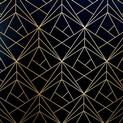 gold geometric_web