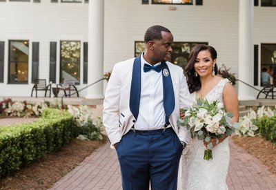 Wedding at 1705 East in Raleigh North Carolina