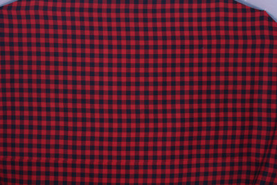 Red-Checkered