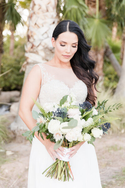Las Vegas Wedding Photographer Reflection Bay