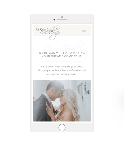 Wedding Industry Branding & Web Design for Creatives - Franklin & Willow