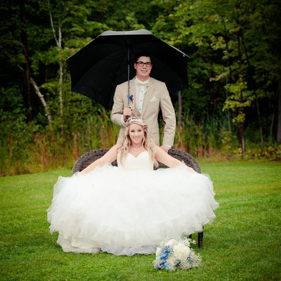 Rain Wedding Ottawa