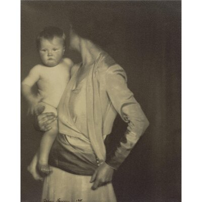 lange, dorothea mother an ___ photographs
