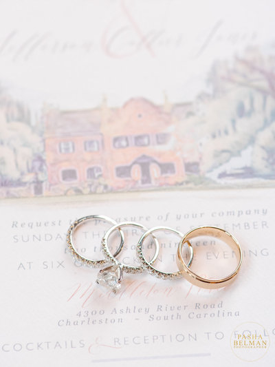 Middleton Place Wedding Photography - Charleston Wedding Photographer-13