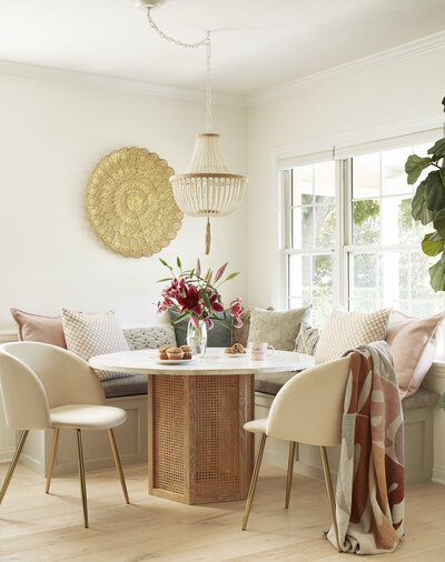 Interiors Breakfast Nook