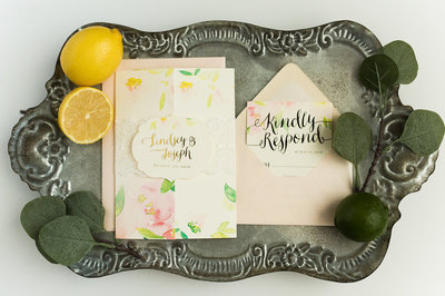 Hello Invite Design Studio - Cincinnati, Ohio Wedding Stationery Designer - Stationery Design, Stationery Designs - Photo - 81