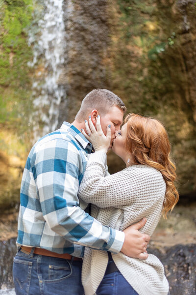 Jamie Bourgeois Photography Engagement Session