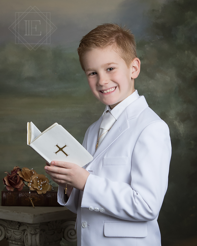 first communion photographer nj