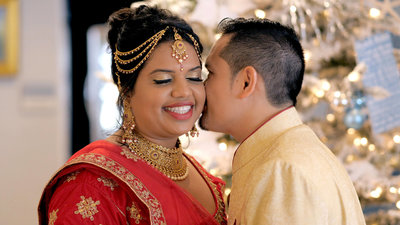 New Smyrna Beach Indian Wedding