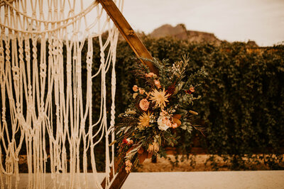 Your Jubilee Arizona wedding planner the paseo