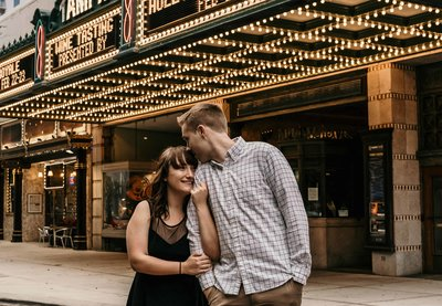 downtown-tampa-engagement-shoot-tampa-theatre