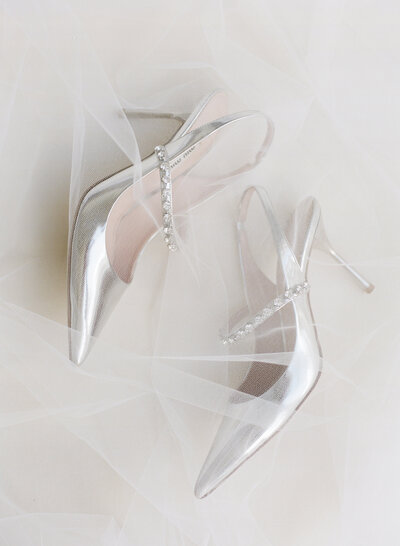Wedding shoes miu miu