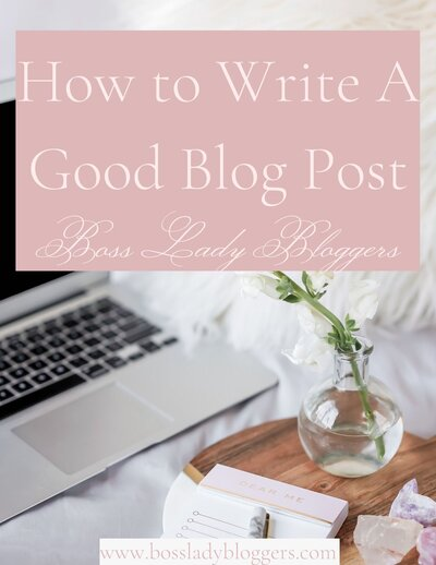 How to Write A Good Blog Post EBook (1)