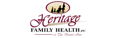 Heritage Family Health Logo High Resolution