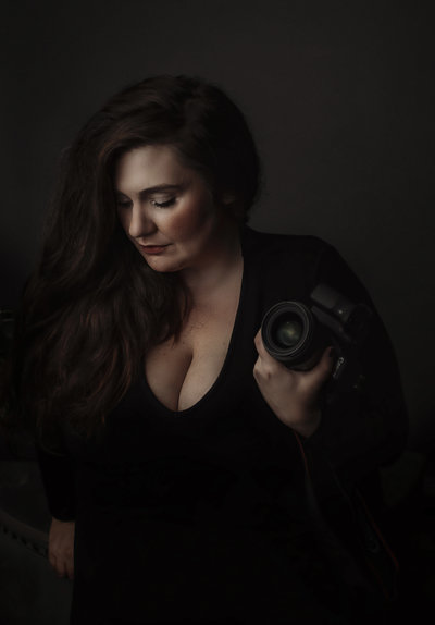 Sarah Maverick-Fine Art Portrait-DFW Photographer