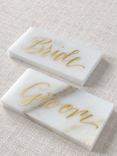 Rectangle Tile Place Cards
