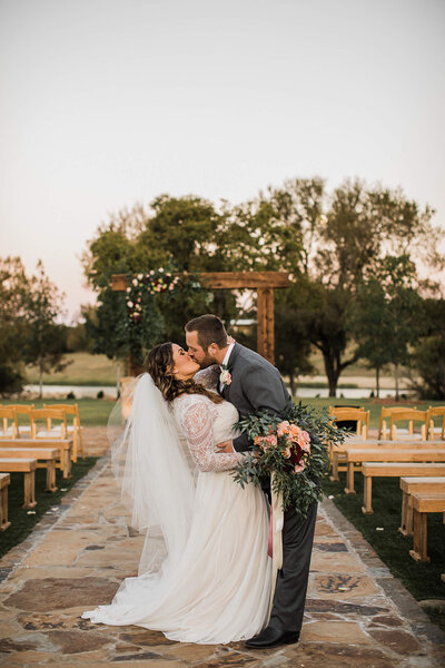 Wedding photography at Lucky Spur in Dallas, TX