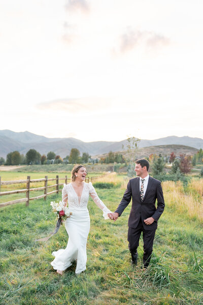 Inspired weddings at River Bottoms Ranch