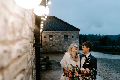 Modern Intimate Wedding in the UK