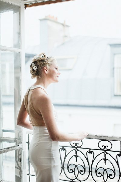 Paris Wedding photographed by France Destination Wedding Photographer, Alicia Yarrish Photography