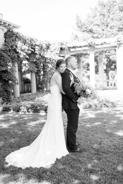Eolia Mansion Wedding - Stephanie Vegliante