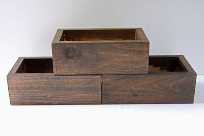01017_Small Wooden Open Boxes