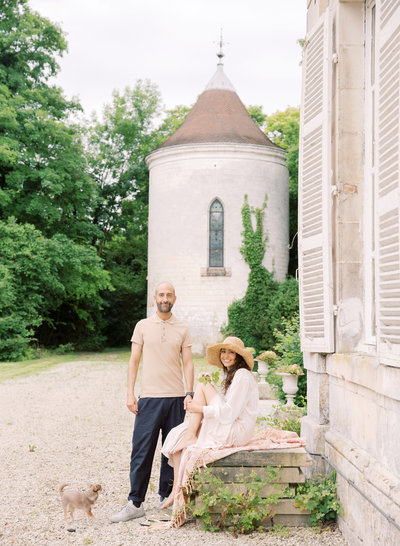 Intimate french champagne chateau wedding amelia soegijono0015