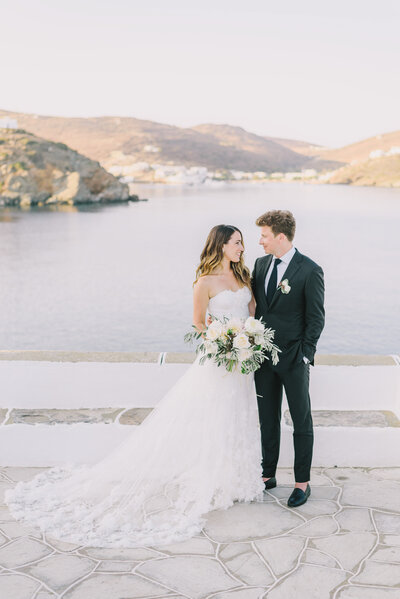 wedding in Sifnos