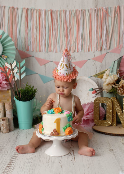 First Birthday Photography Gallery