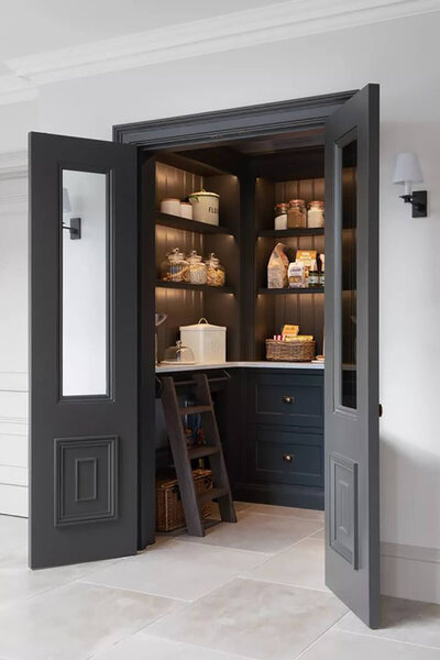 Sharing my favorite pantry designs and organization inspirations