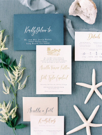 pirouettepaper.com | Wedding Stationery, Signage and Invitations | Pirouette Paper Company | Invitations | Jordan Galindo Photography _ (62)