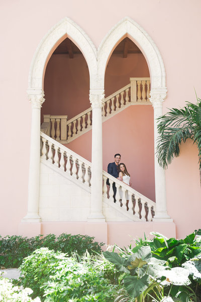 Marriage Proposal at Boca Raton Resort by Palm Beach Photography