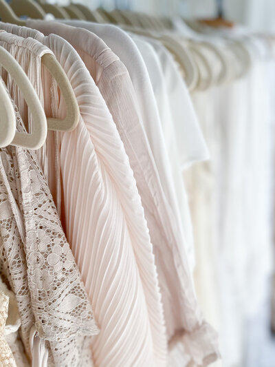 Studio Wardrobe of Anna Wisjo Photography