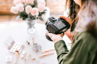 MADE Academy | Portfolio boost bootcamp styled shoot Gelderland