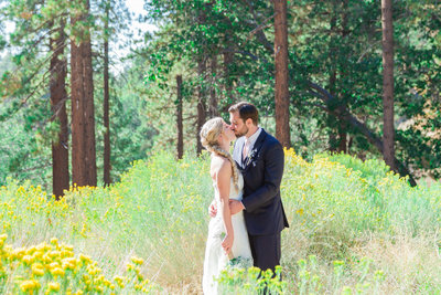 Forest Wedding | Wrightwood Wedding | Kamp Kare T&D-1