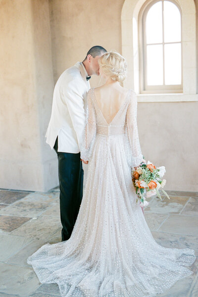 Wedding Photos at DC Ranch Scottsdale Arizona