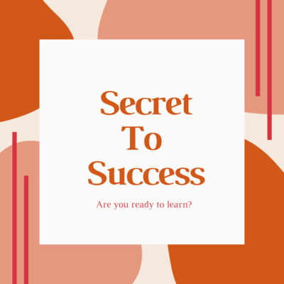 Secret To Success-2