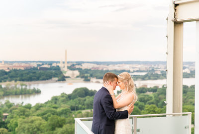 Arlington wedding by Marie Hamilton photography